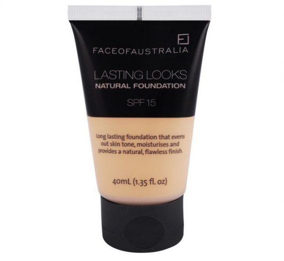 Face Of Australia – Lasting Looks Natural Foundation