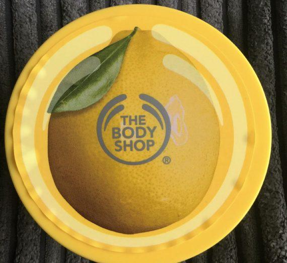 Sweet Lemon Body Scrub