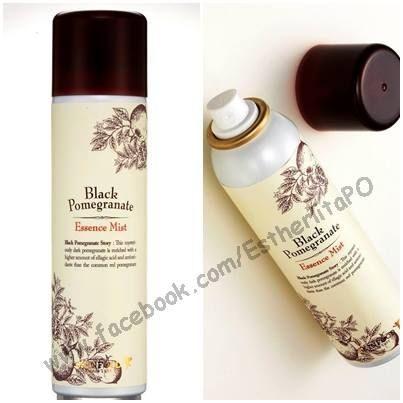 Black Pomegranate Essence Mist