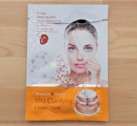 Masqueology Vita Clarifying Cream Mask
