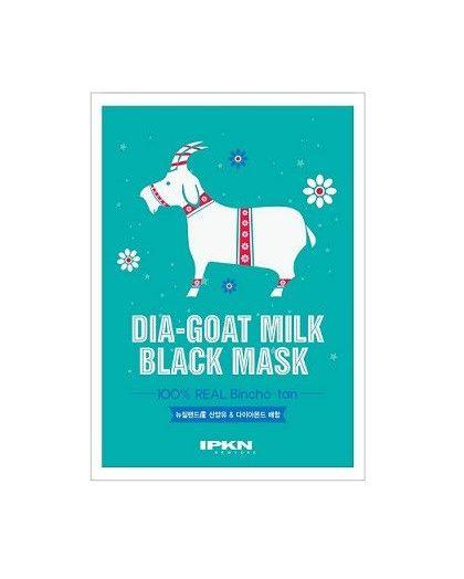 IPKN – Dia Goat Milk Black Mask