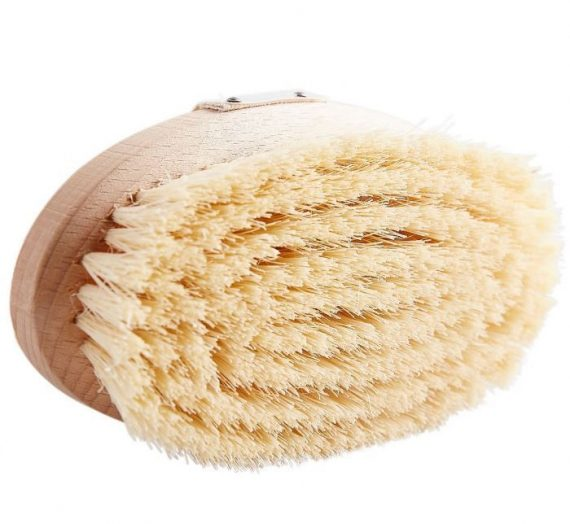 Back Brush (Dry Brushing)