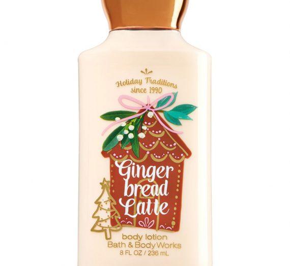 Gingerbread Latte Body Lotion