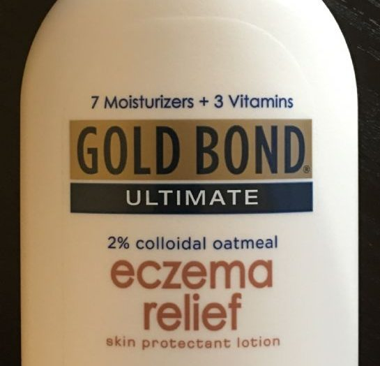 Eczema Relief Skin Protectant Cream with 2% Colloidal Oatmeal