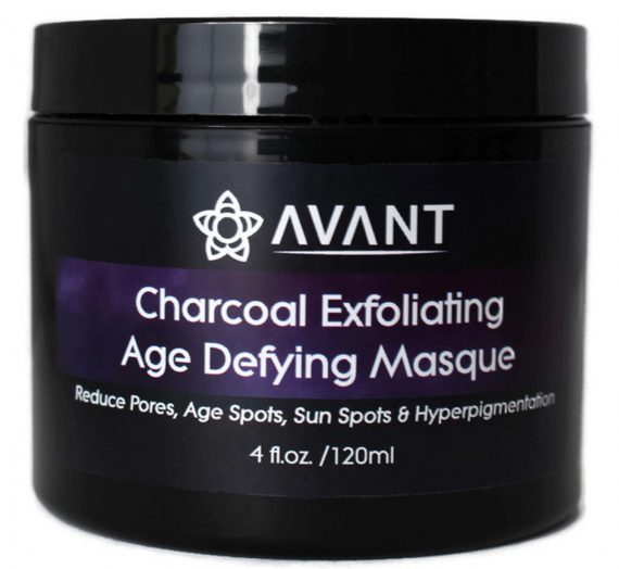 Activated Charcoal Exfoliating Age Defying Mask – Avant