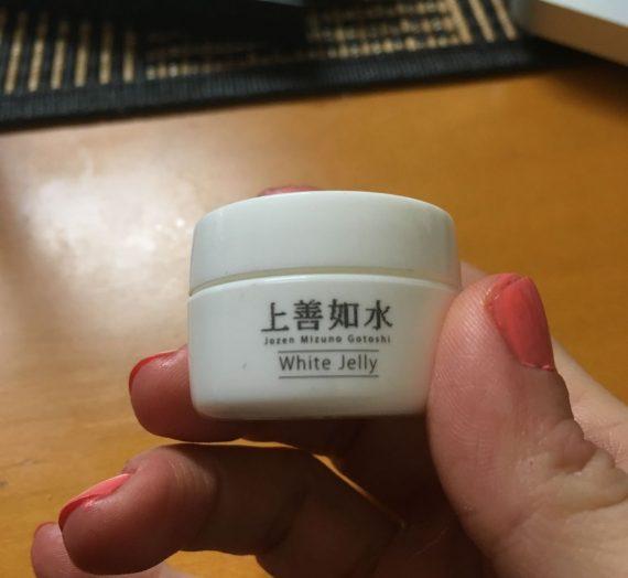 Jozen Mizuno Gotoshi – White Jelly