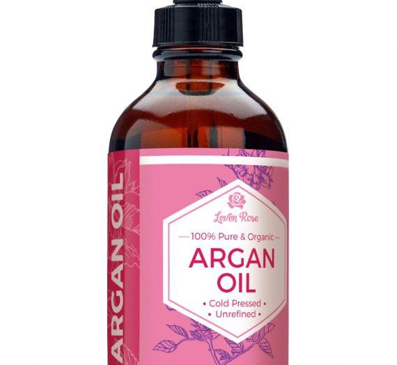 Leven Rose-Argan Oil