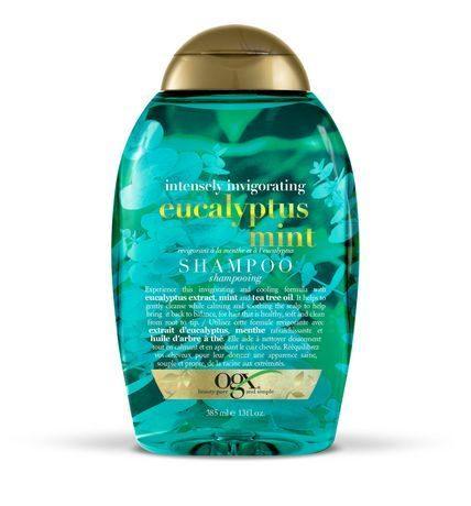 Intensely Invigorating Eucalyptus Mint Shampoo