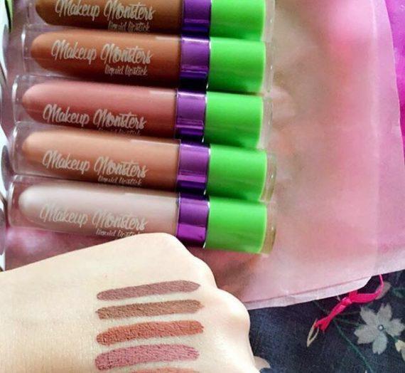Makeup Monsters Matte Liquid Lipsticks