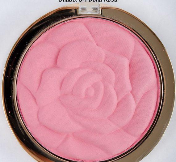 Bella Rosa Powder Blush