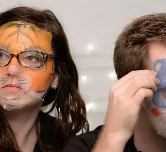 Xilix Animal Sheet Masks