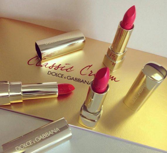 Cream lipstick in Belissima