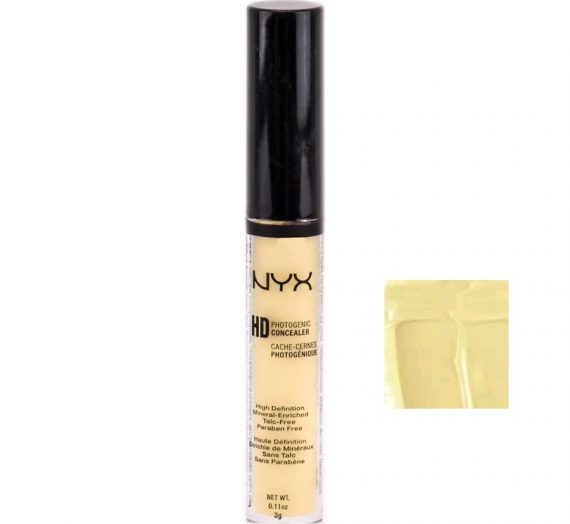 HD Photogenic Concealer in Yellow