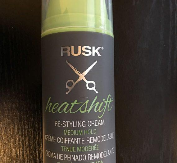 Heatshift Re-styling Cream