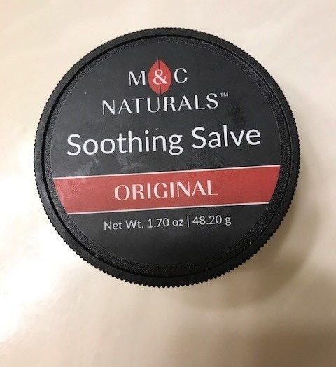 M&C Naturals Soothing Salve