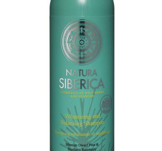 Natura Siberica – Volumizing and Balancing Shampoo for Oily Hair