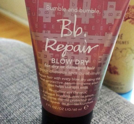 Repair Blow Dry