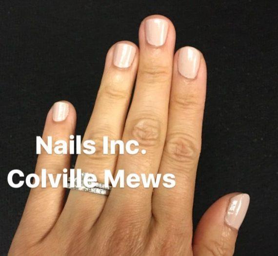 Gel Effect – Colville Mews