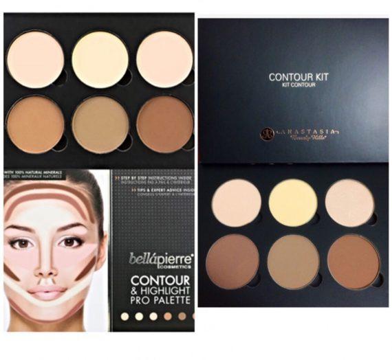 bellapierre Contour + Highlight Pro Palette