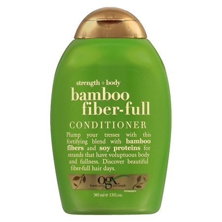 Bamboo Fiber-Full Conditioner