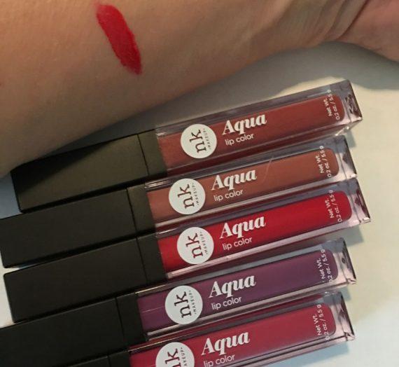 Nicka K Aqua Lip Color