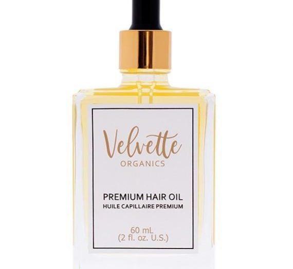 Velvette Organics Premium Hair Oil