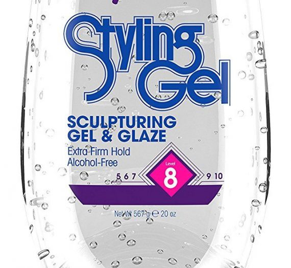 Extra Firm Hold Styling Gel