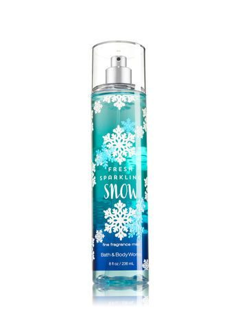 Fresh Sparkling Snow Fine Fragrance Mist
