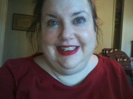 Velvet Passion Matte Lipstick – 312 Cherry