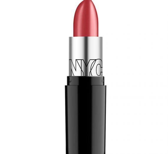 New York Color Ultra Moist Lip Wear – Retro Red