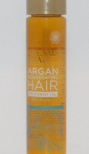 Orlando Pita Argan Rejuvenating Hair Treatment Oil