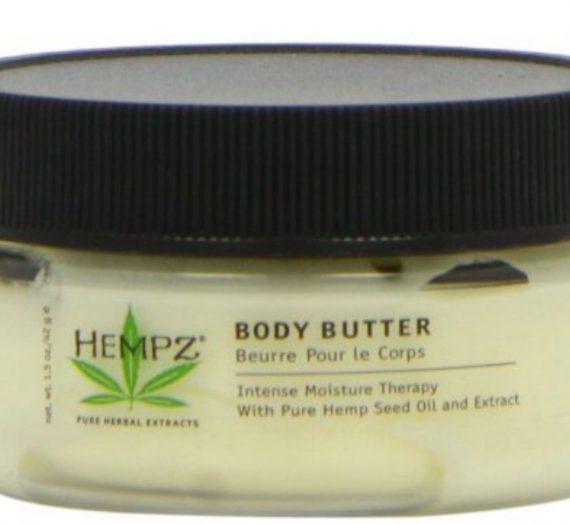 Hempz body butter