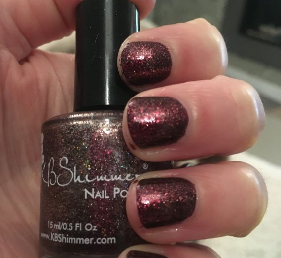 KB Shimmer – Garnet