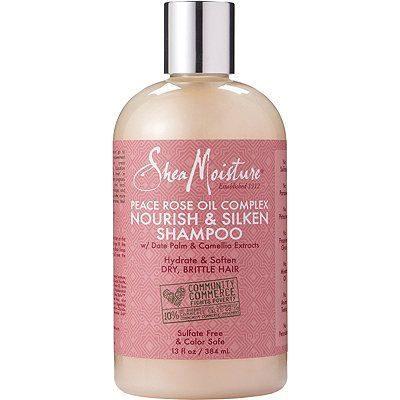 Peace Rose Oil Nourish & Silken Shampoo