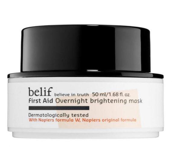 First Aid Overnight Brightening Mask