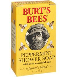 Peppermint Shower Soap [DISCONTINUED]