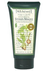 Al'chemy – Ginkgo & Jojoba, Intensive Moisture, Vitamin Masque