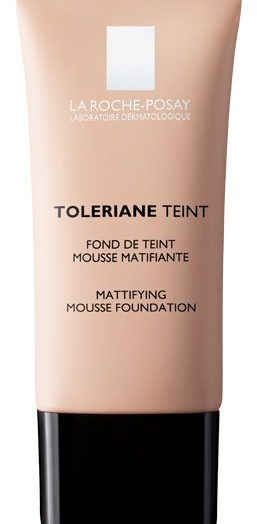 Toleriane Teint Mattifying Mousse Foundation