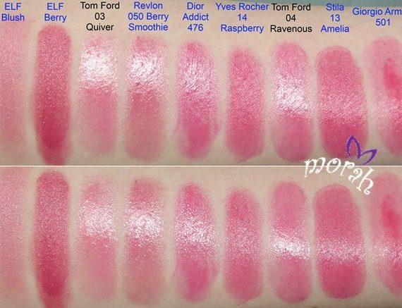 Lip Color Shine 04 Ravenous