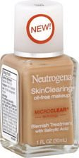 Skin Clearing Oil-Free Makeup
