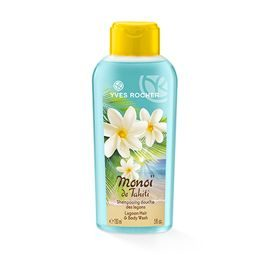 Monoi de Tahiti Lagoon Hair & Body Wash