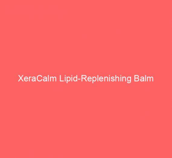 XeraCalm Lipid-Replenishing Balm